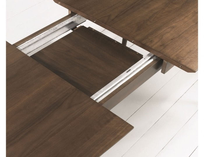Oslo Walnut Extending Dining Table Set *Special Offer*