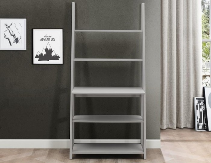 Nordic Grey Ladder Desk