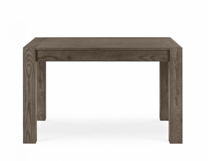Ventura Dark Oak Small End Extending Dining Table