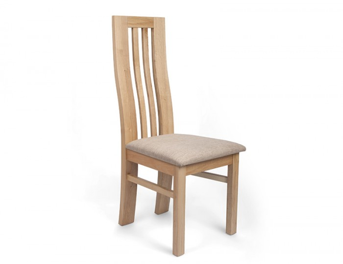 Wave Oak Dining Chair