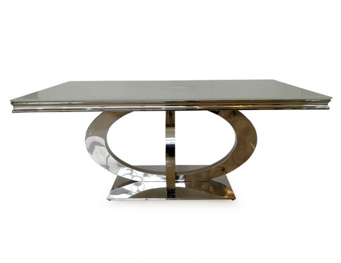 Orion Glass Dining Table