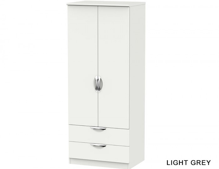 Halifax 2 Door 2 Drawer Wardrobe