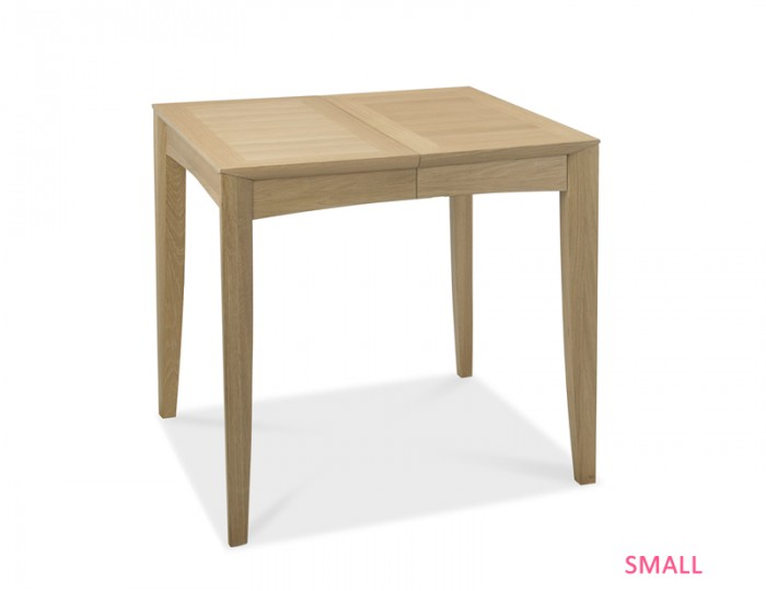 Bergen Extending Oak Dining Table