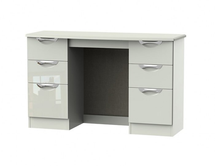 Halifax Kaschmir Gloss Double Dressing Table