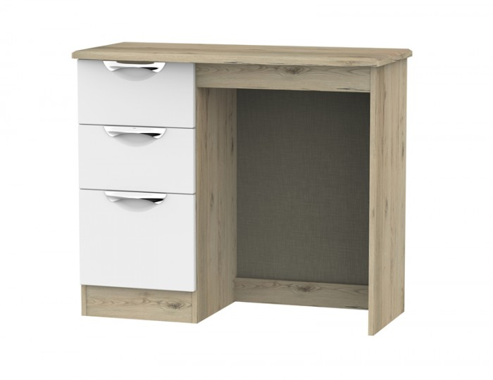 Halifax Grey Bordeaux Single Dressing Table