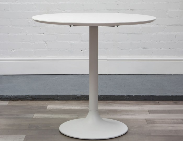Genoa Round Marble Kitchen Table