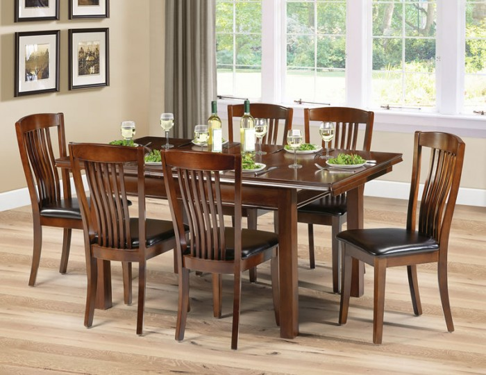 Canterbury Extending Dining Table and Chairs
