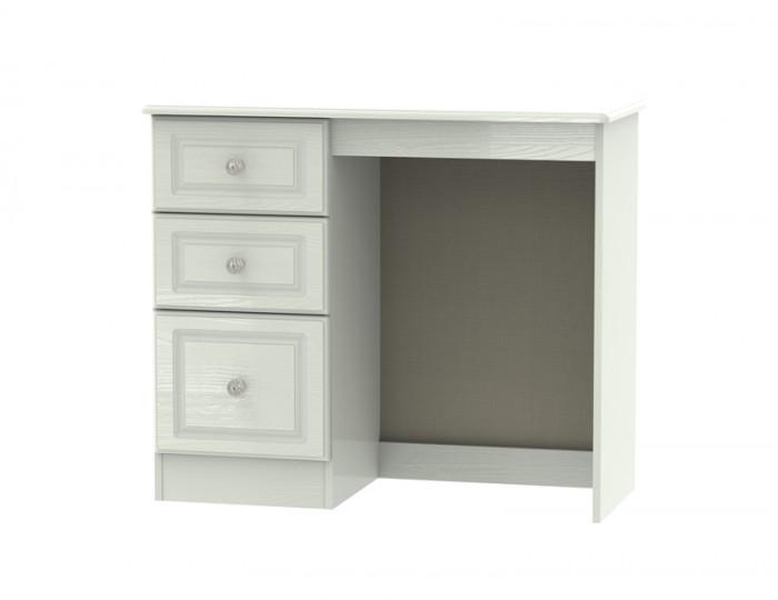 Crystal Kashmir Ash Single Dressing Table