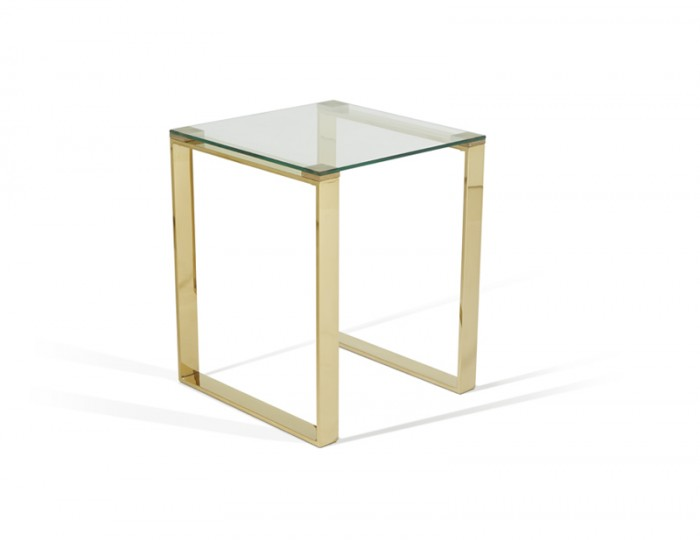 Kayla Gold Lamp Table