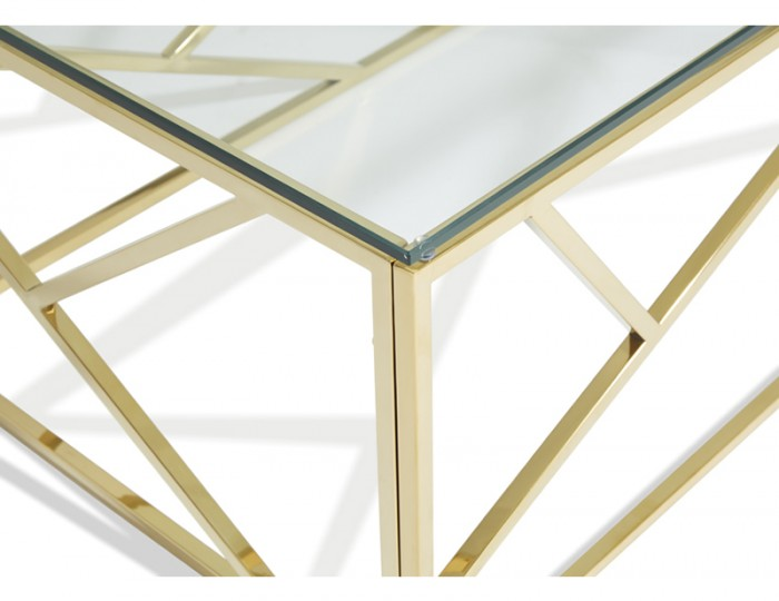 Phoenix Gold Coffee Table