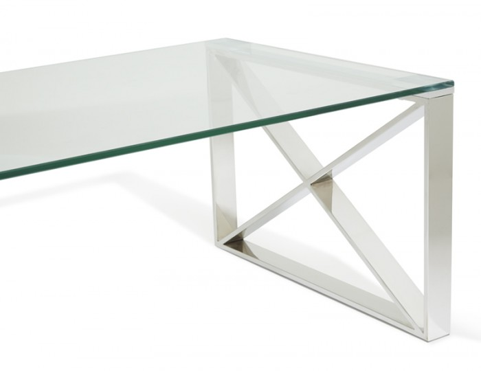 Hornchurch Silver Coffee Table