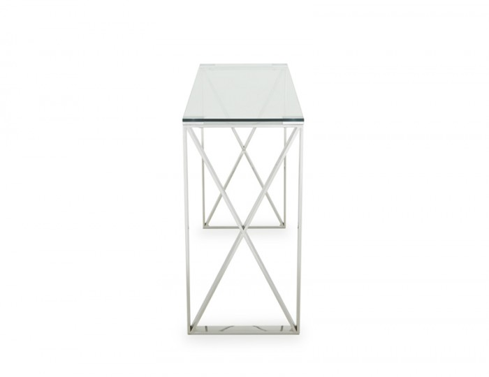 Hornchurch Silver Console Table
