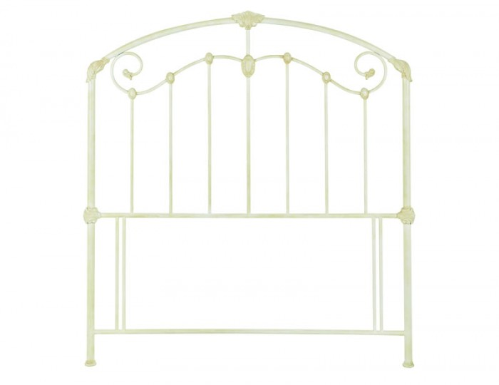 Tristan Cream Antique Ivory Headboard