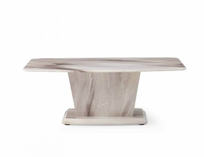 Montrose Cream Marble Coffee Table