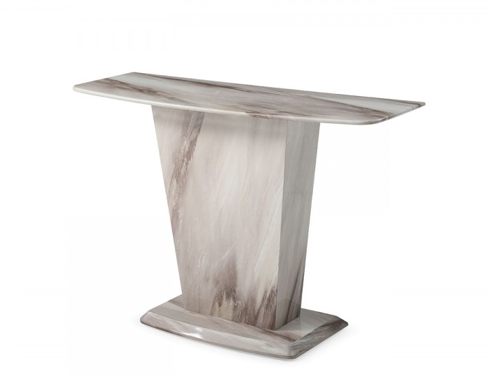 Montrose Cream Marble Console Table