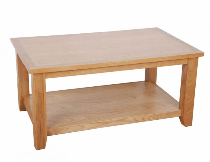 Scotay Wooden Coffee Table