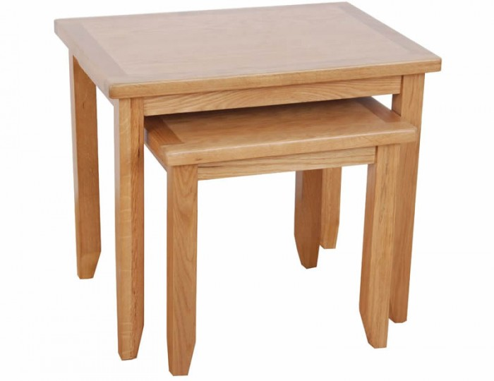 Scotay Wooden Nest of Tables