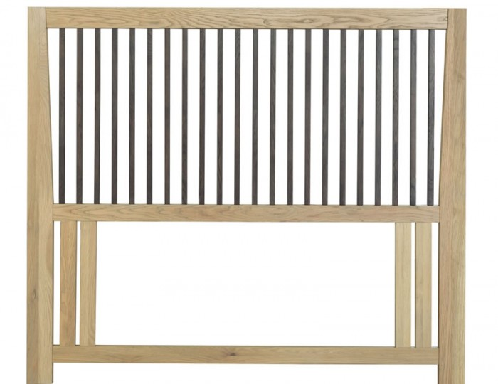 Rimini Two-Tone Oak Headboard