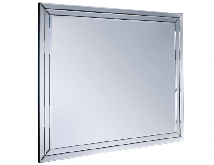Valencia Mirrored Living Room Mirror