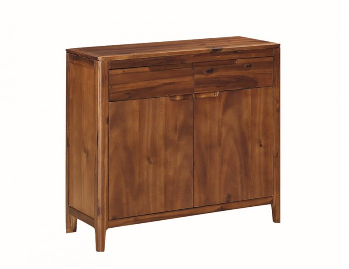 Dunmore Acacia 2 Door 2 Drawer Sideboard