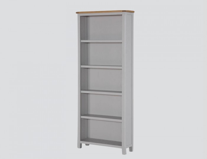 Kako Painted Oak Bookcase