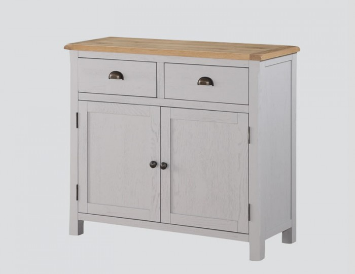 Kako Painted Oak 2 Door 2 Drawer Sideboard