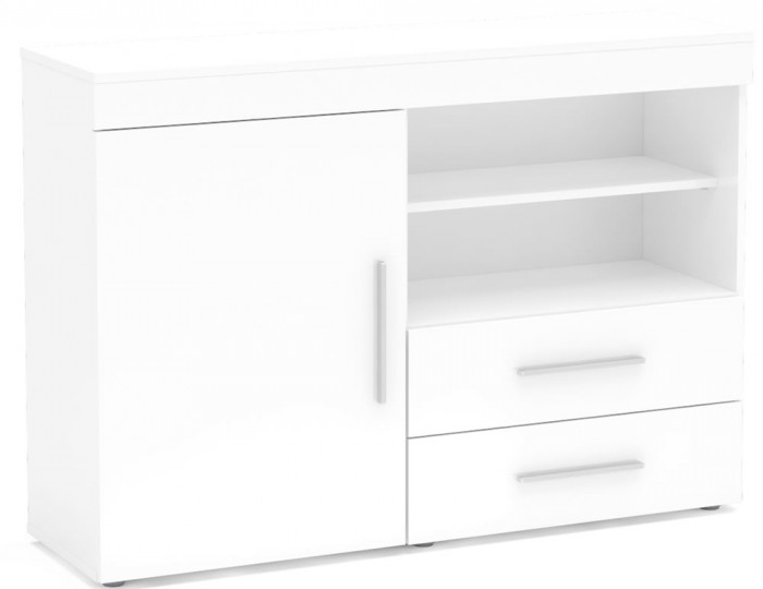 Nightingale White Small Sideboard