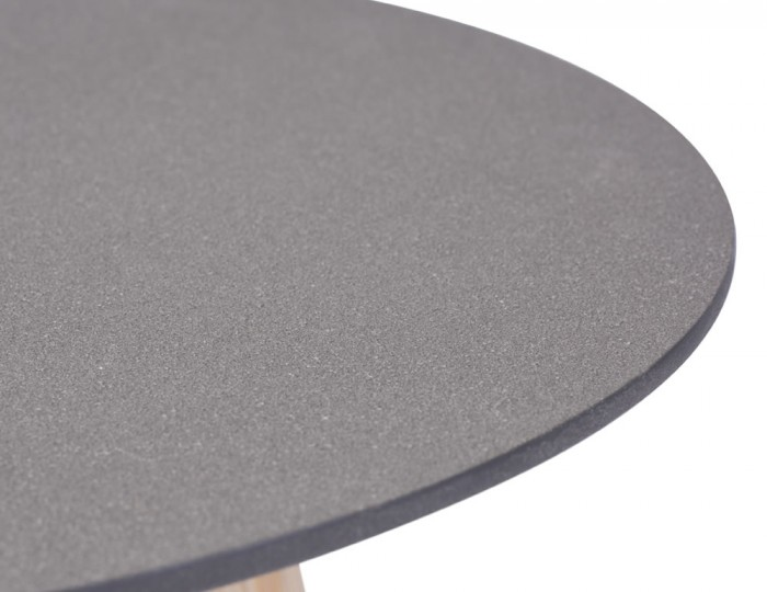 Fernando Stone Grey Round Coffee Table *Special Offer*