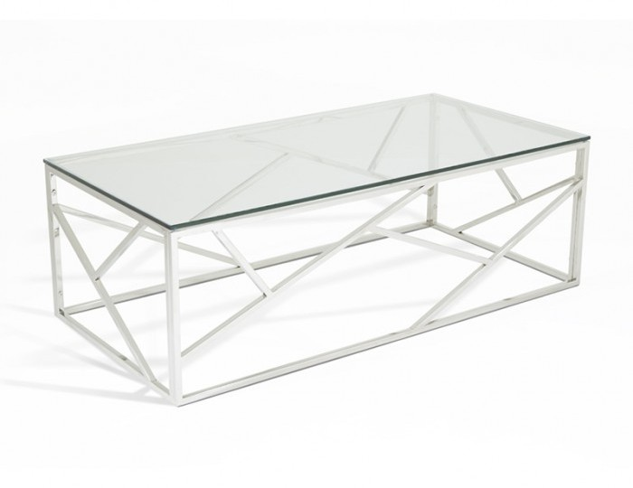 Phoenix Silver Coffee Table *Special Offer*