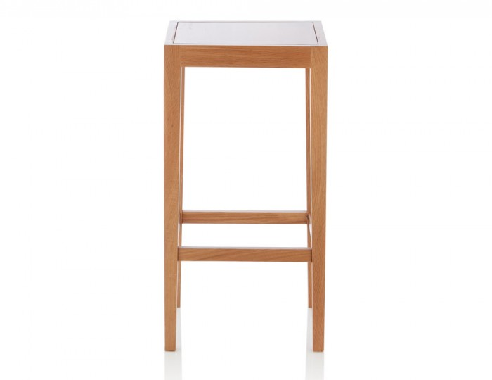 Peterborough Oak Wooden Bar Stool