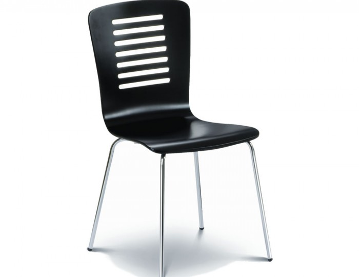 Kansas Black Dining Chair