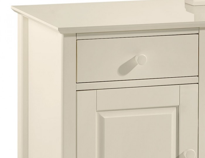 Cameo Off-White Double Dressing Table