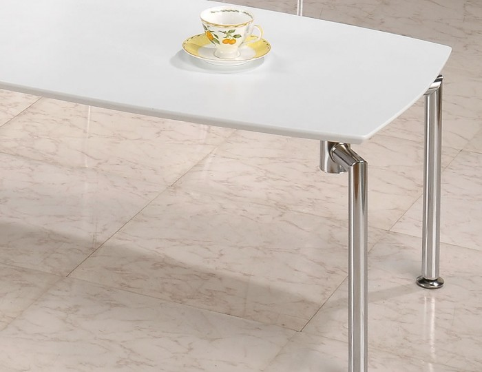 Dove White Coffee Table