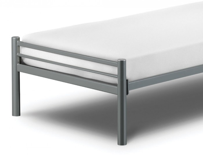 Alpen Simple Metal Bed