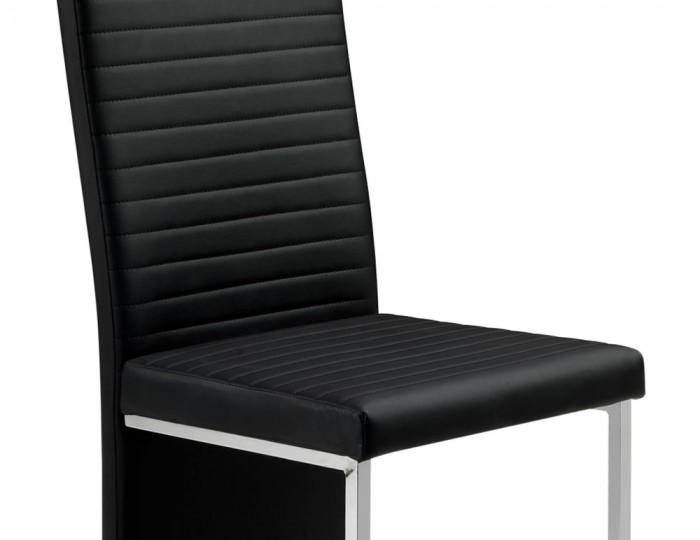 Tempo Black Dining Chair
