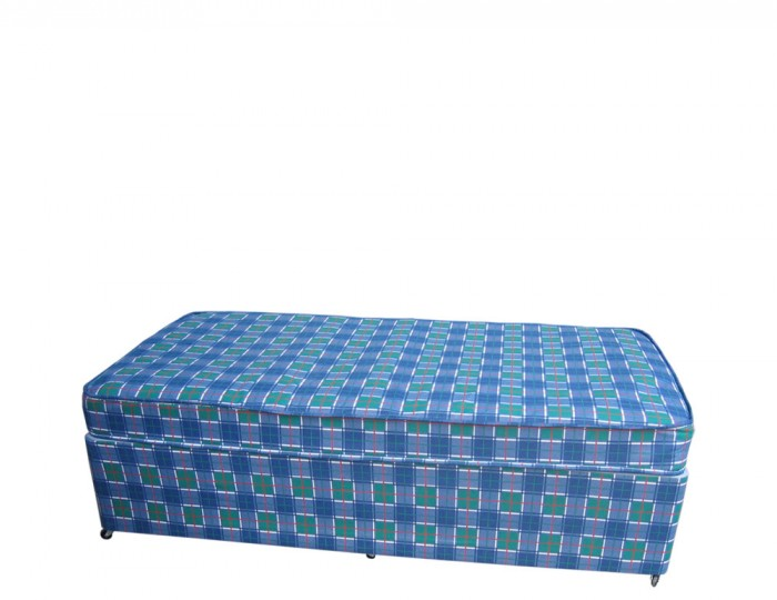Budget divan bed base only in single and double size Divan beds base only