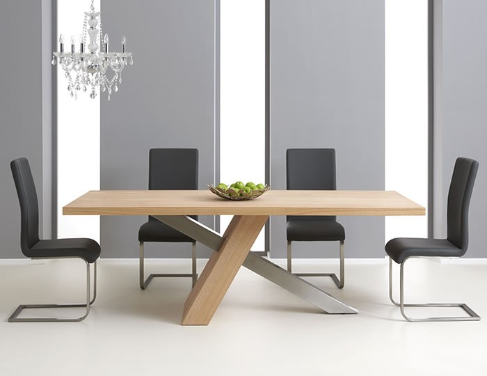 Atkinson Oak Dining Table and Chairs