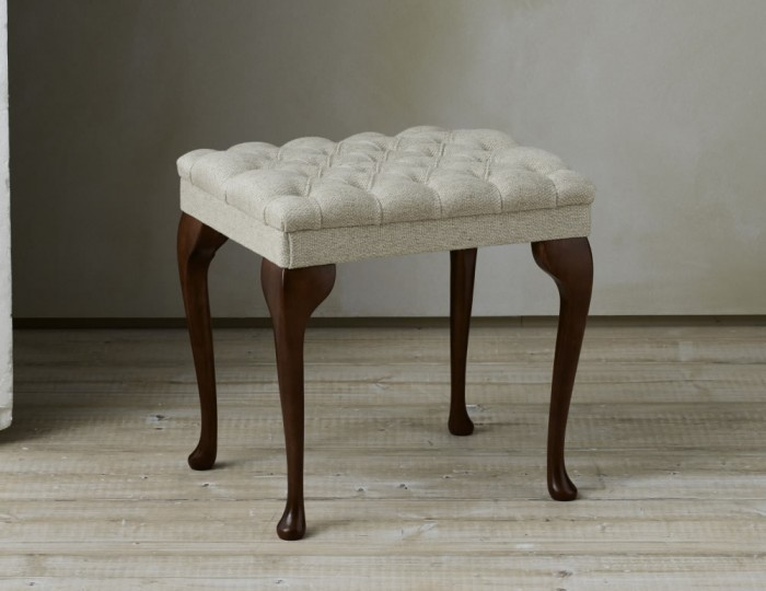 Queen Anne Bedroom Stool