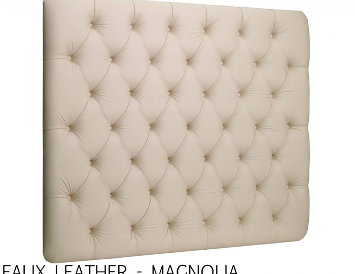 Jot Wall Mounted Buttoned Headboard