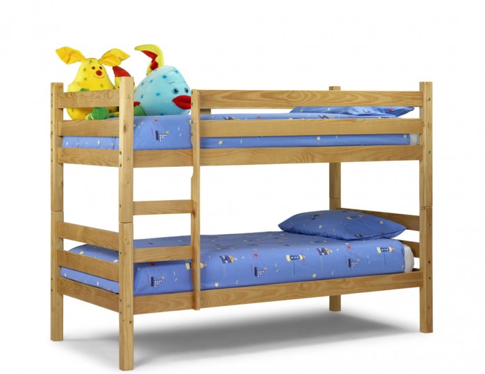 Carolina Pine Bunk Bed