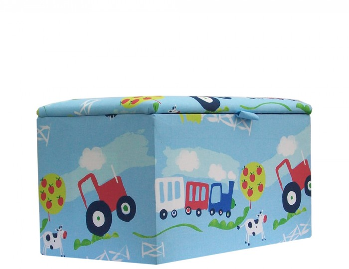 Countryside Toy Box