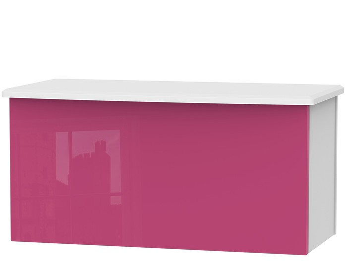 Kati Pink Girls Toy Box