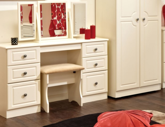 Snowdon Double Dressing Table