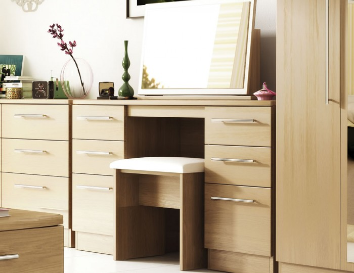 New Sherwood Double Dressing Table