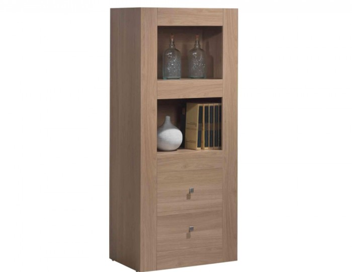 Hanover 2 Tier Wooden Display Unit