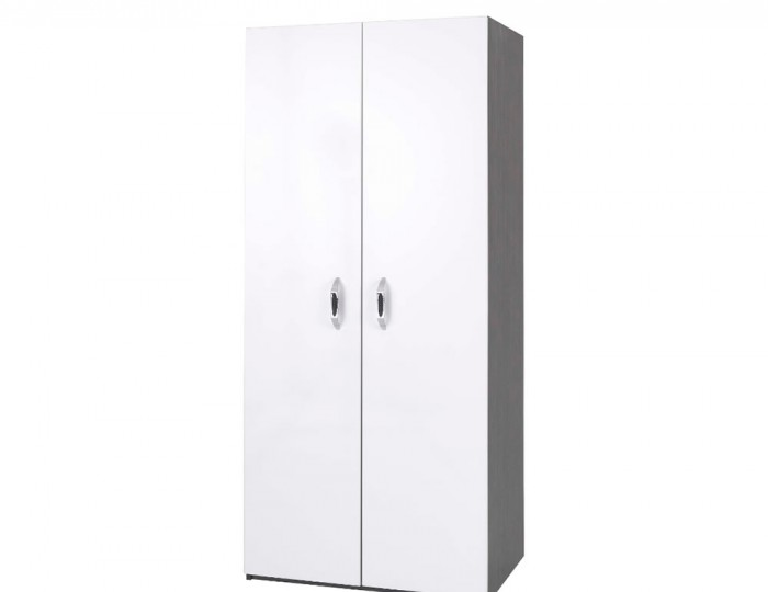 Tempo 2 Door High Gloss Wardrobe