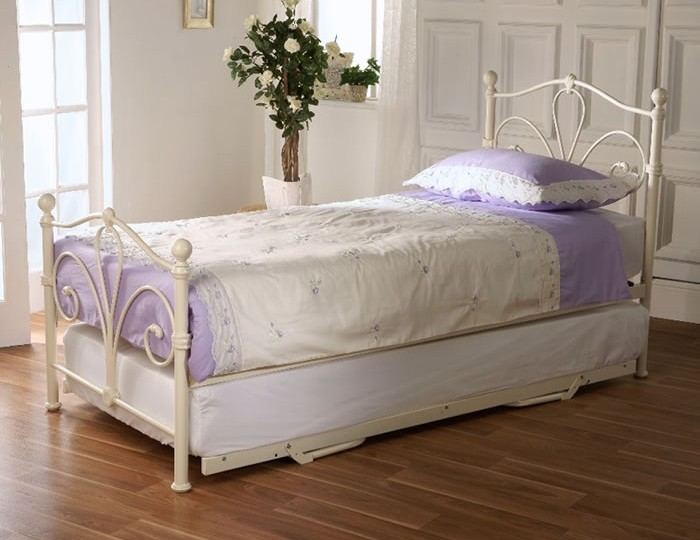 Nimbus White Guest Bed