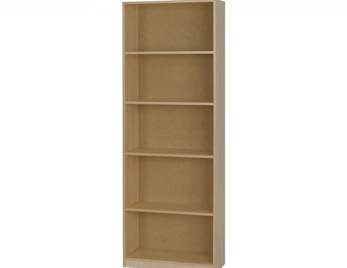 Wingate Student Beech Tall Bookcase