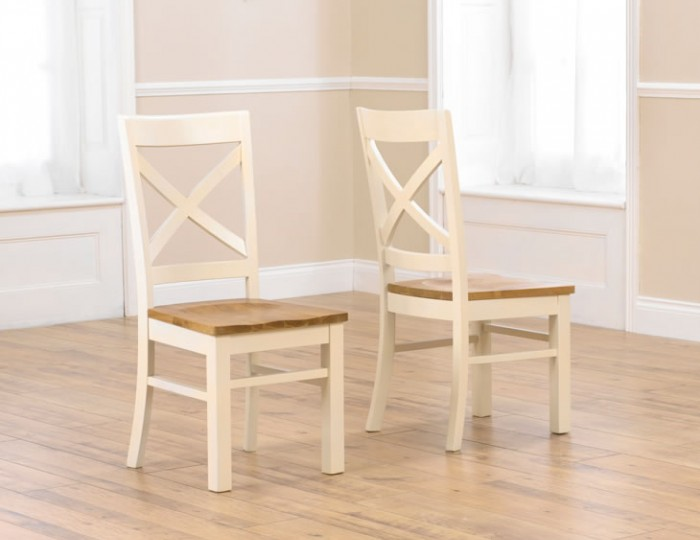 Bayside Cream Dining Chair