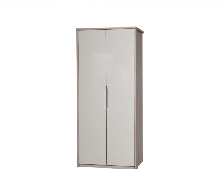 Affinity 2 Door High Gloss Wardrobe